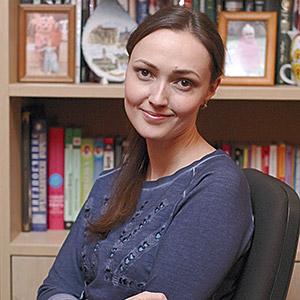 Семейный психолог Ксения Смольянинова
